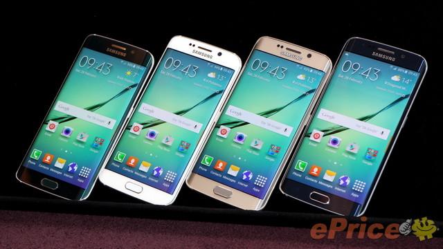 Samsung Galaxy S6 Edge 64G-3
