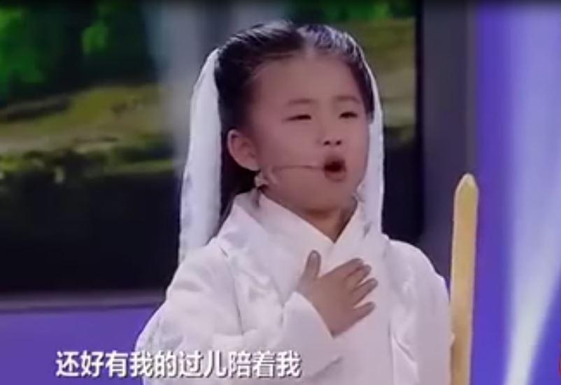 七歲小龍女-【看到最後 lucky小如 嚇一跳】 功夫了得 ~