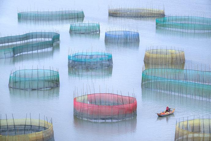中國美麗灘塗