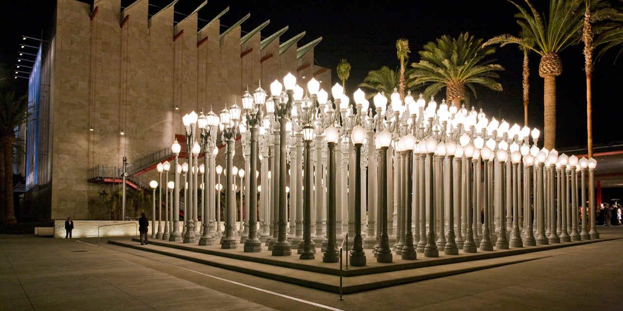 城市之光 洛杉磯藝術博物館